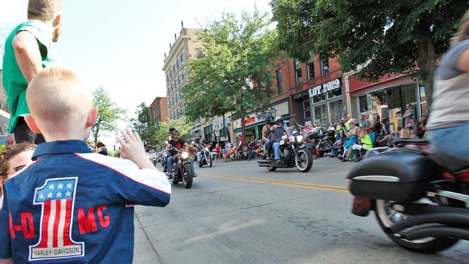 Things to Do at the 23rd Hot Harley Nights