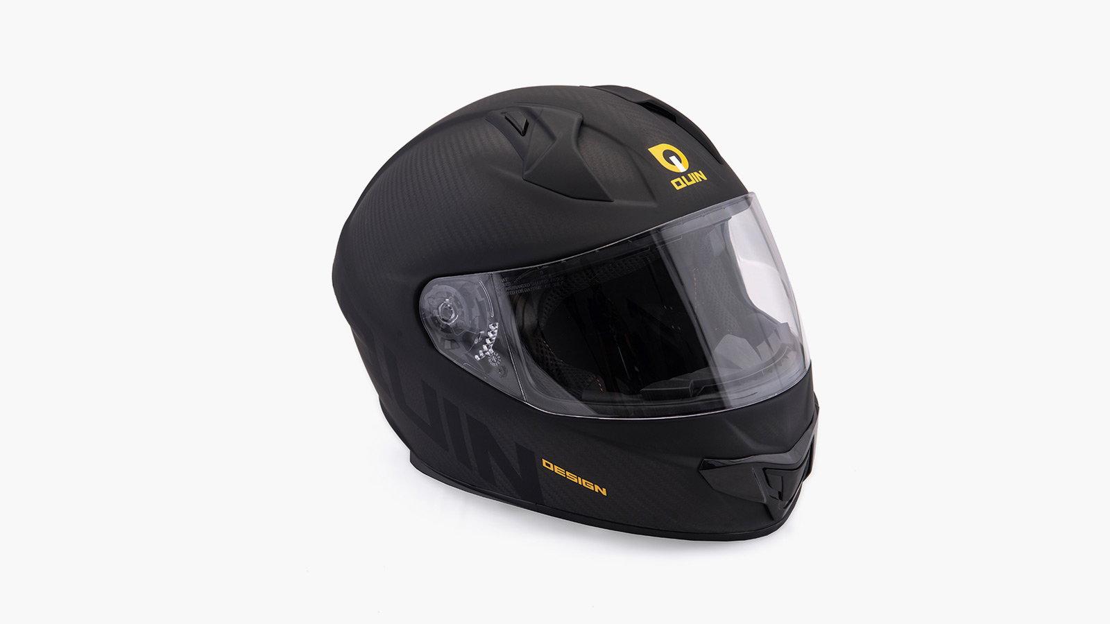 Quin Crafts a Smart Helmet For Improved Safety
