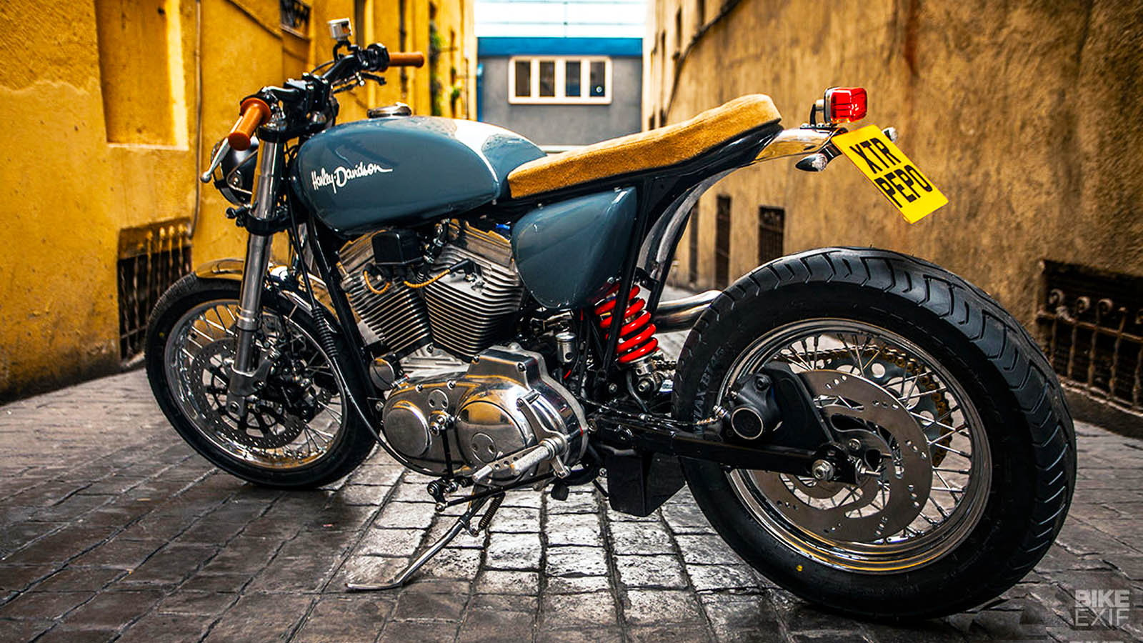 XTR Pepo's Take on the Sportster
