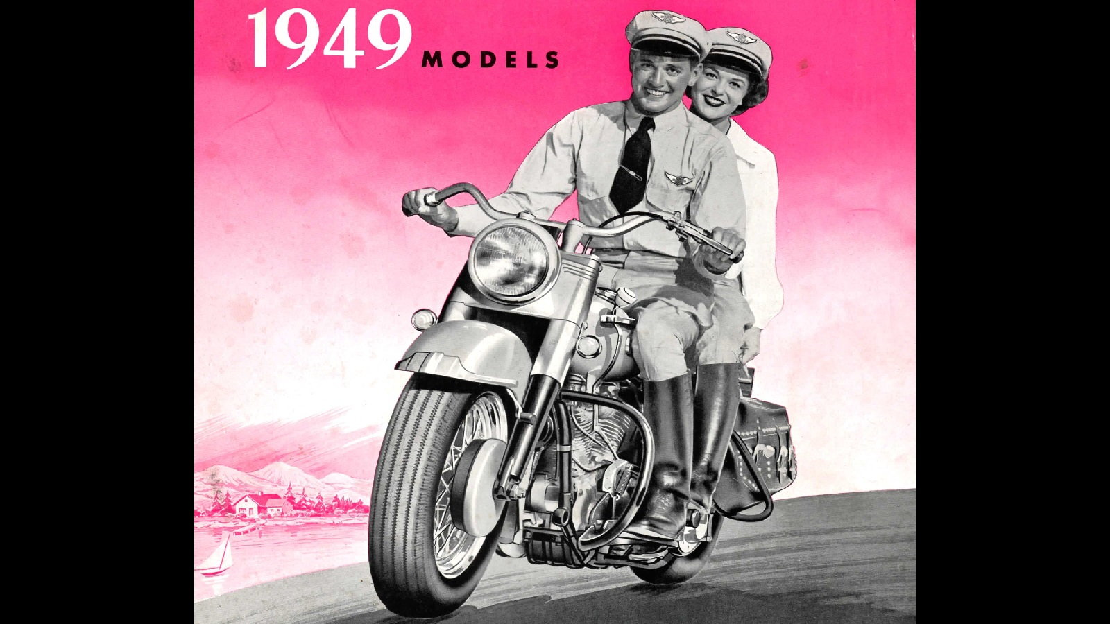 1949 Harley Hydra-Glide Brings Historical Significance