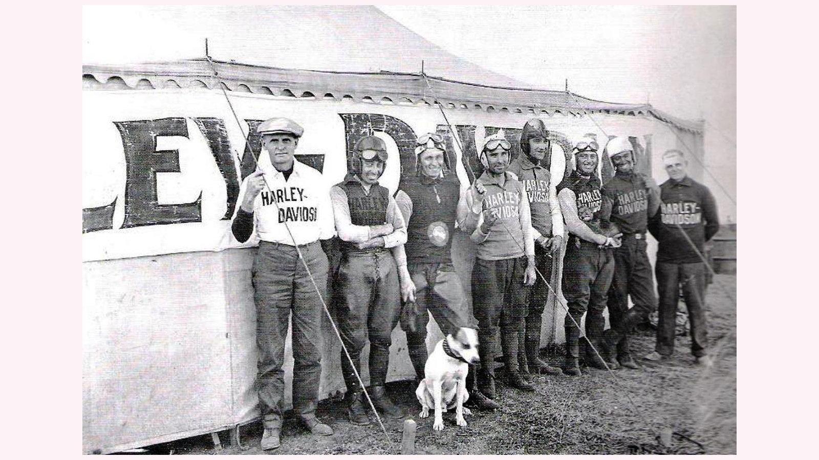 Dog Mascot 1917