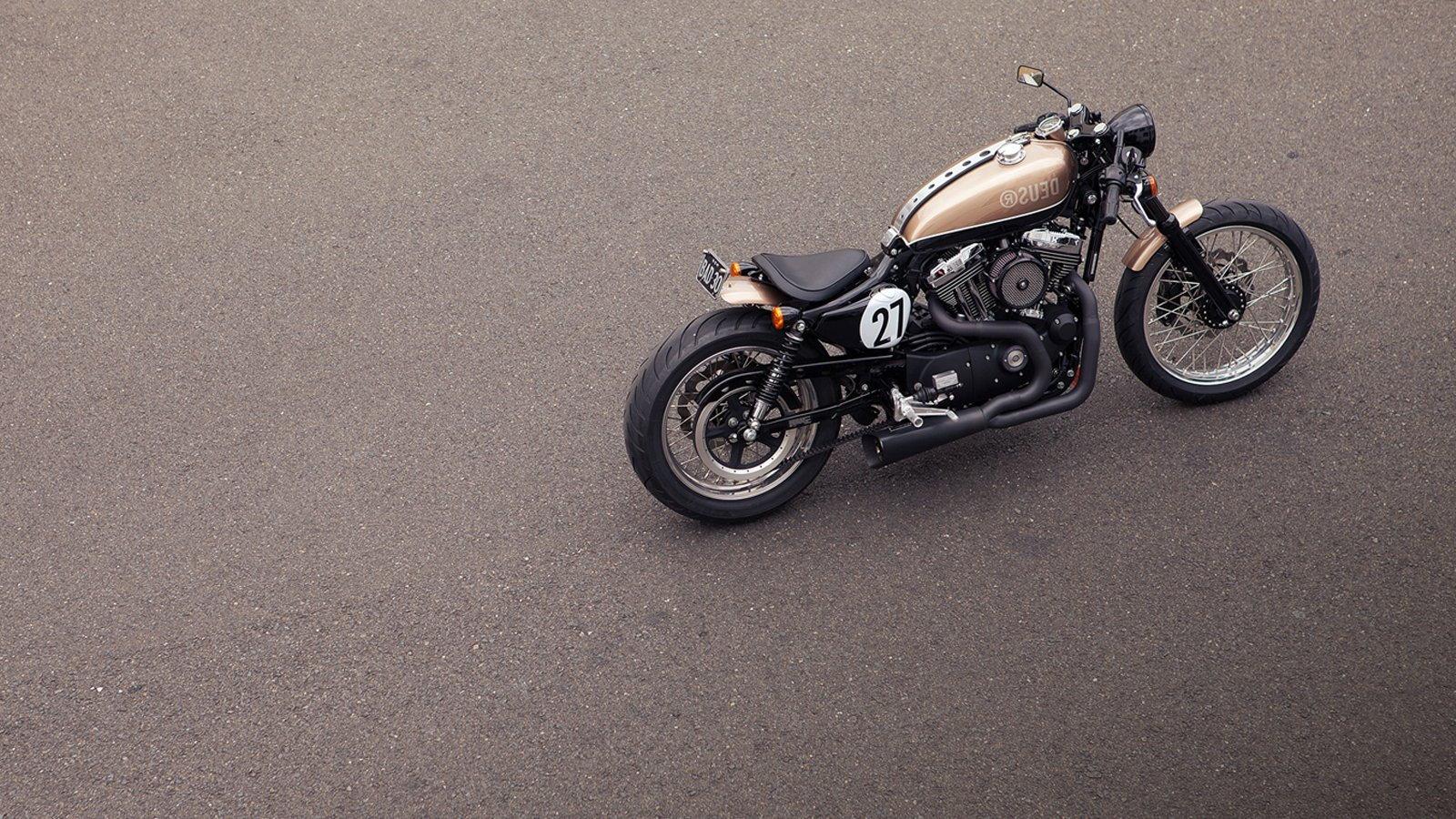 Custom 2007 Harley-Davidson Sportster by Deus