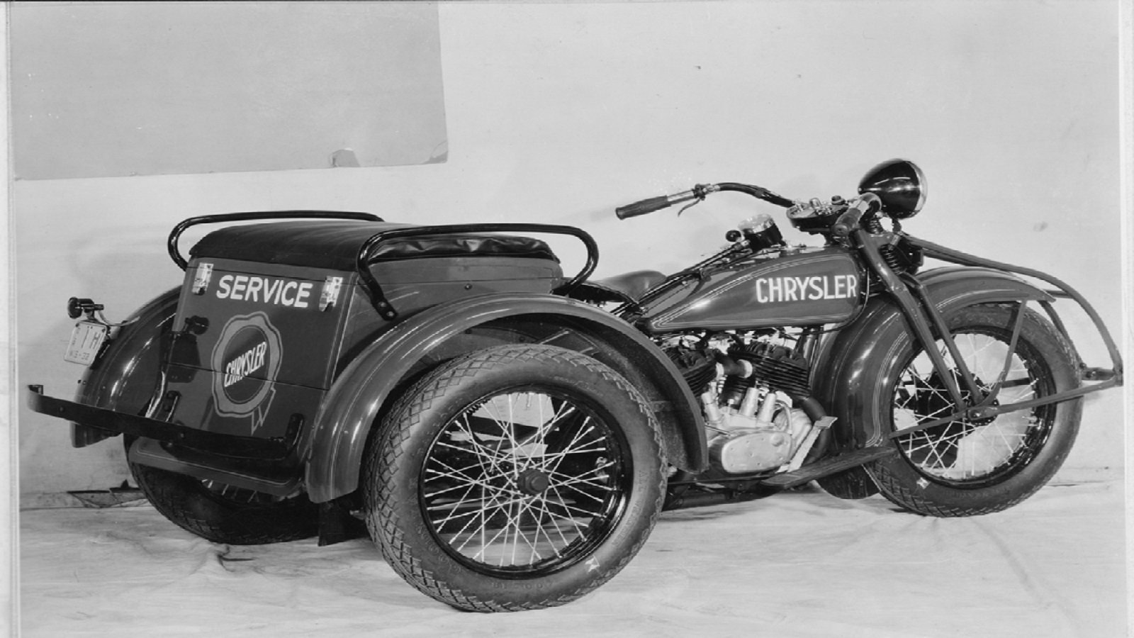 1932 Servi-Car