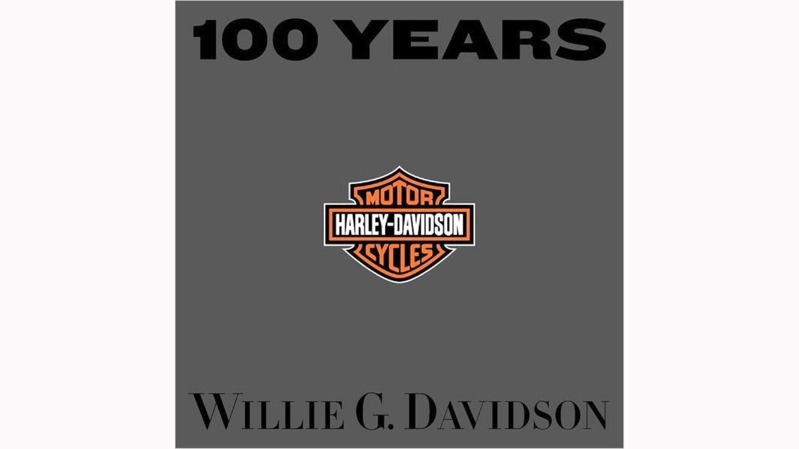 100 Years of Harley Davidson - Willie G. Davidson