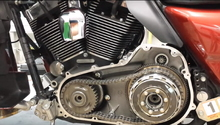 Harley Davidson Drive Belt Replacement >> Harley Davidson Touring How to Install Screamin Eagle ...