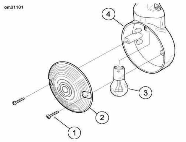 Harley Davidson Touring How To Replace Turn Signal Bulbs