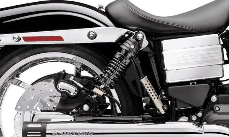 Harley Davidson Dyna Glide Suspension Noises Diagnostic