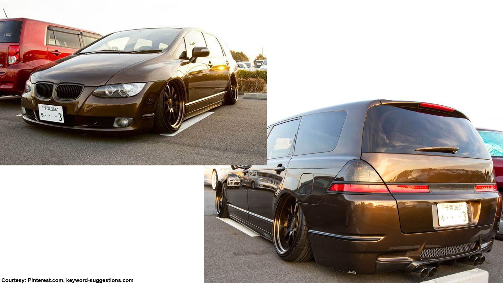 2. BMW Odyssey