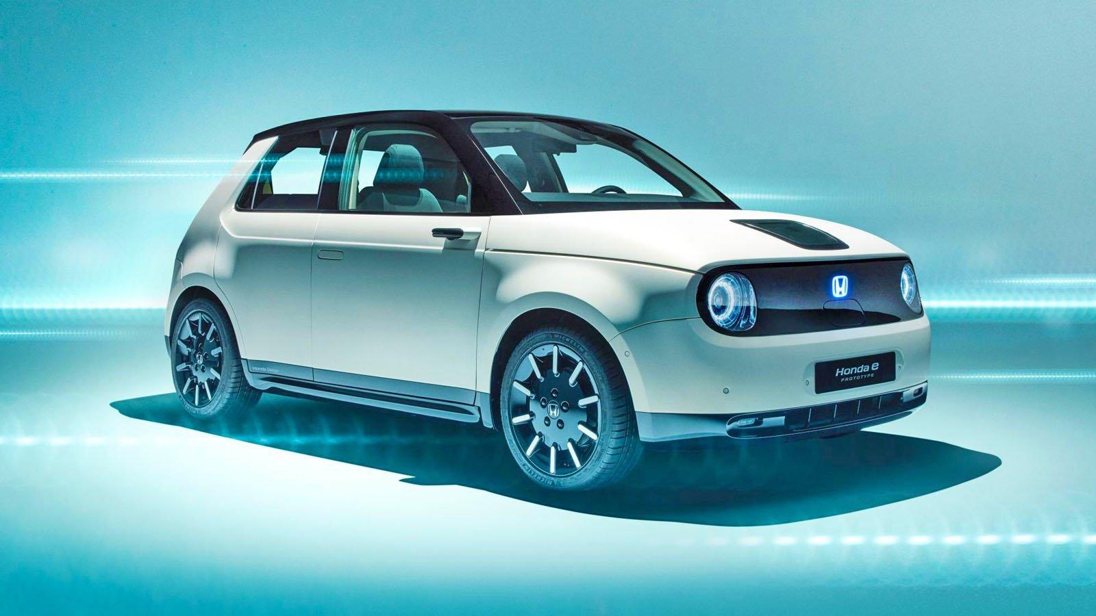 Honda Urban EV Near Production Ready Prototype