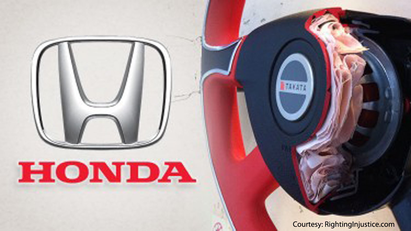 Honda Knew About the Airbags