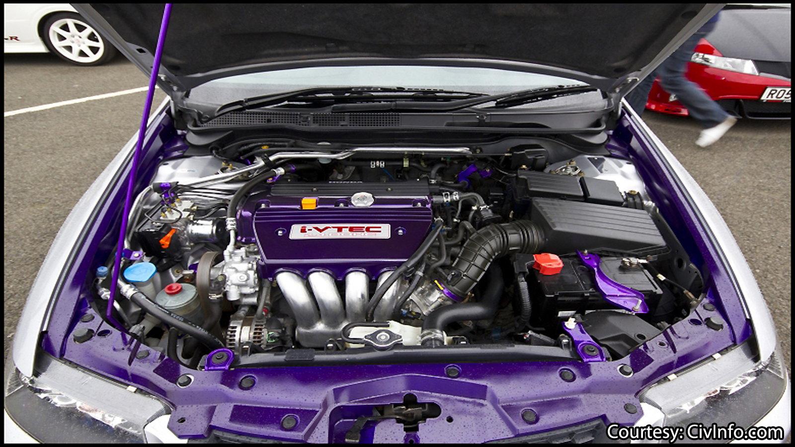 2. Engine Bay