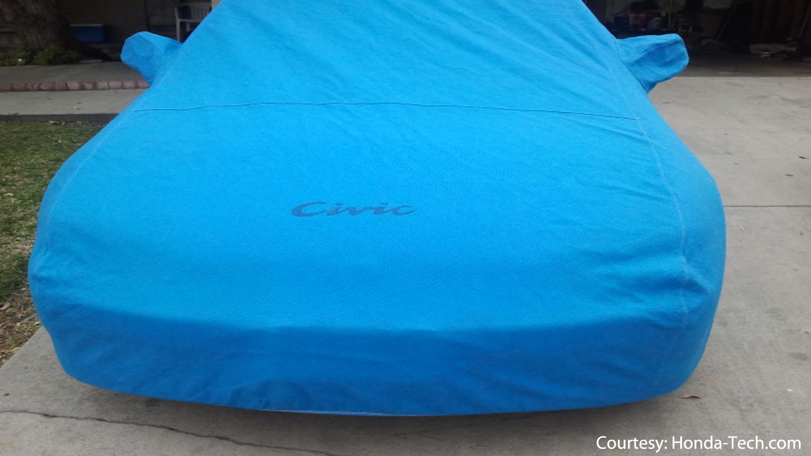 5. Utilize Car Covers and Your Garage