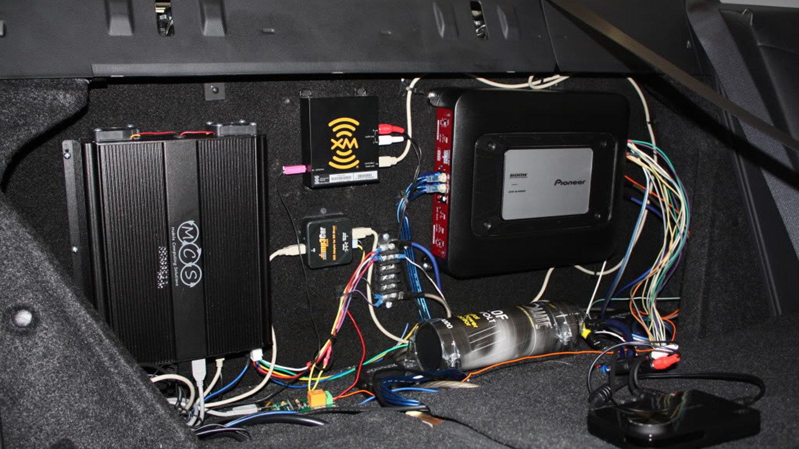 honda install amplifier aftermarket tech