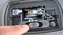 honda accord fuse box diagram honda tech honda accord how to replace your dome light