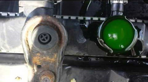 How does a car engine idle rough 18