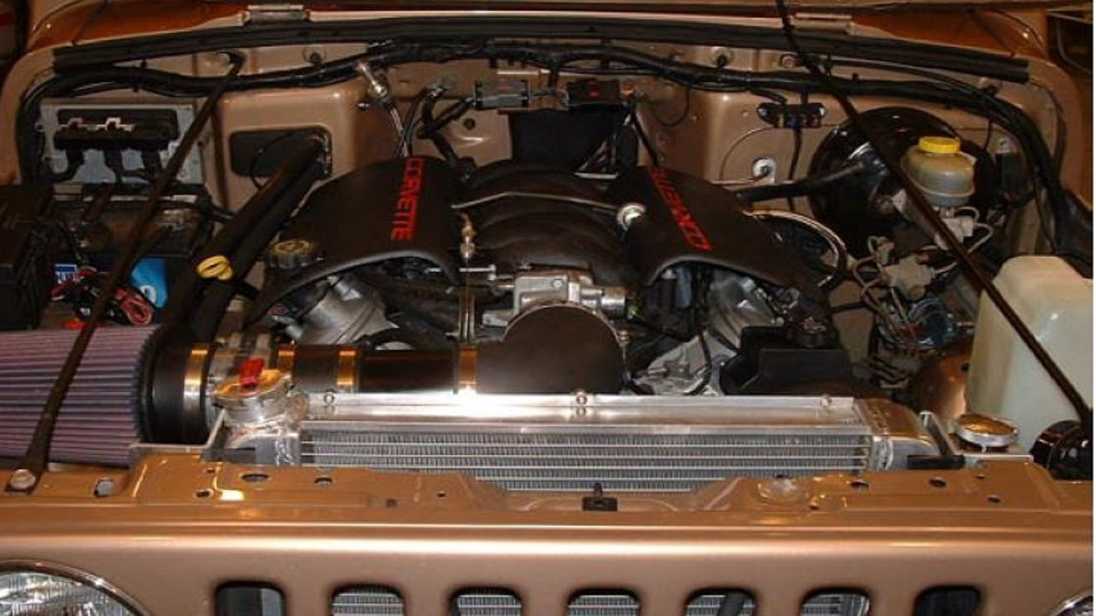 What you Need to LS Swap a Jeep TJ Wrangler (photos) | Jk-forum