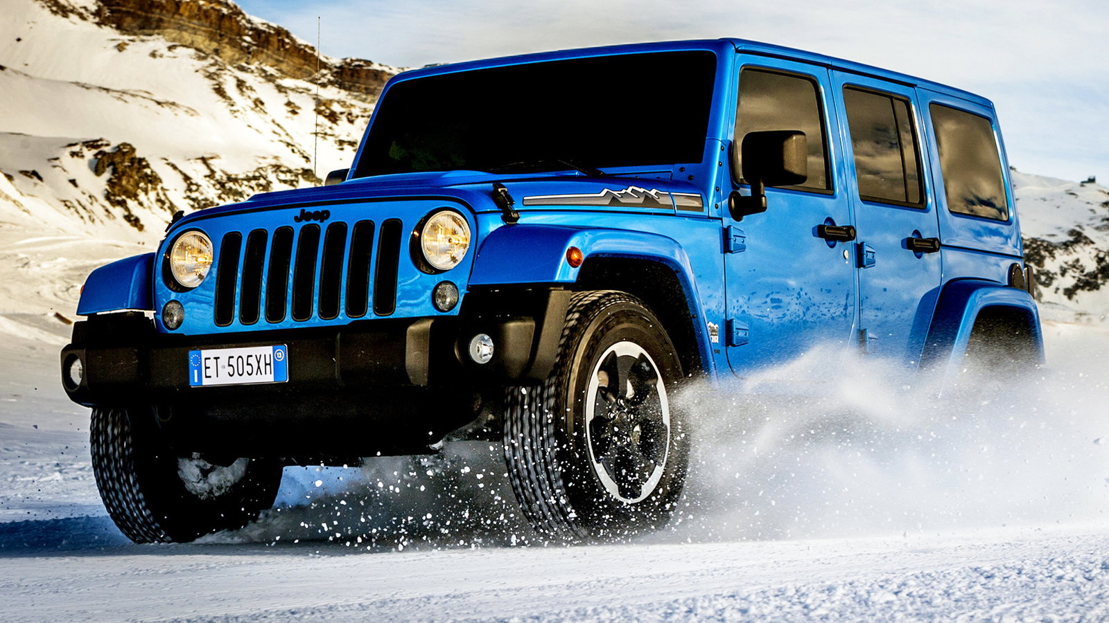 6 Most Expensive Jeeps Jk Forum Jeep Wrangler Film This Edition Of Is Based On The Sahara That Was Done In Conjunction With Same Name It Features 18 Inch Alloy Wheels