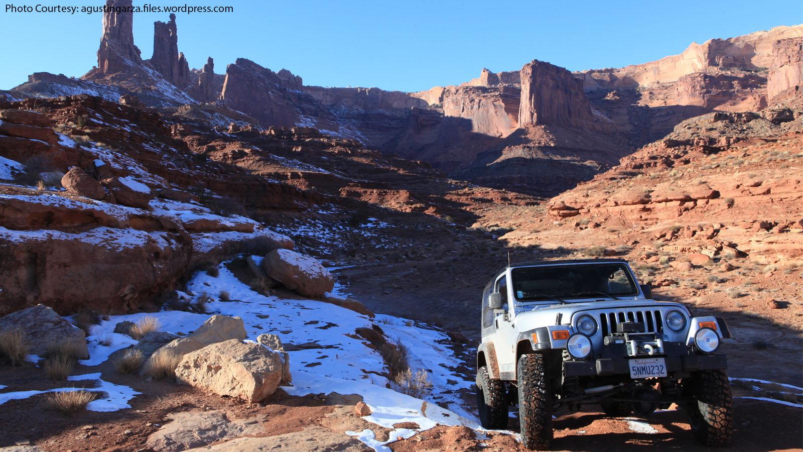 White Rim Trail