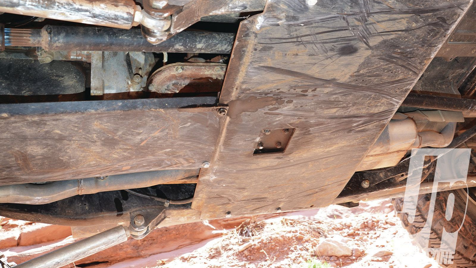 1949 Willys Has No Issues at Moab