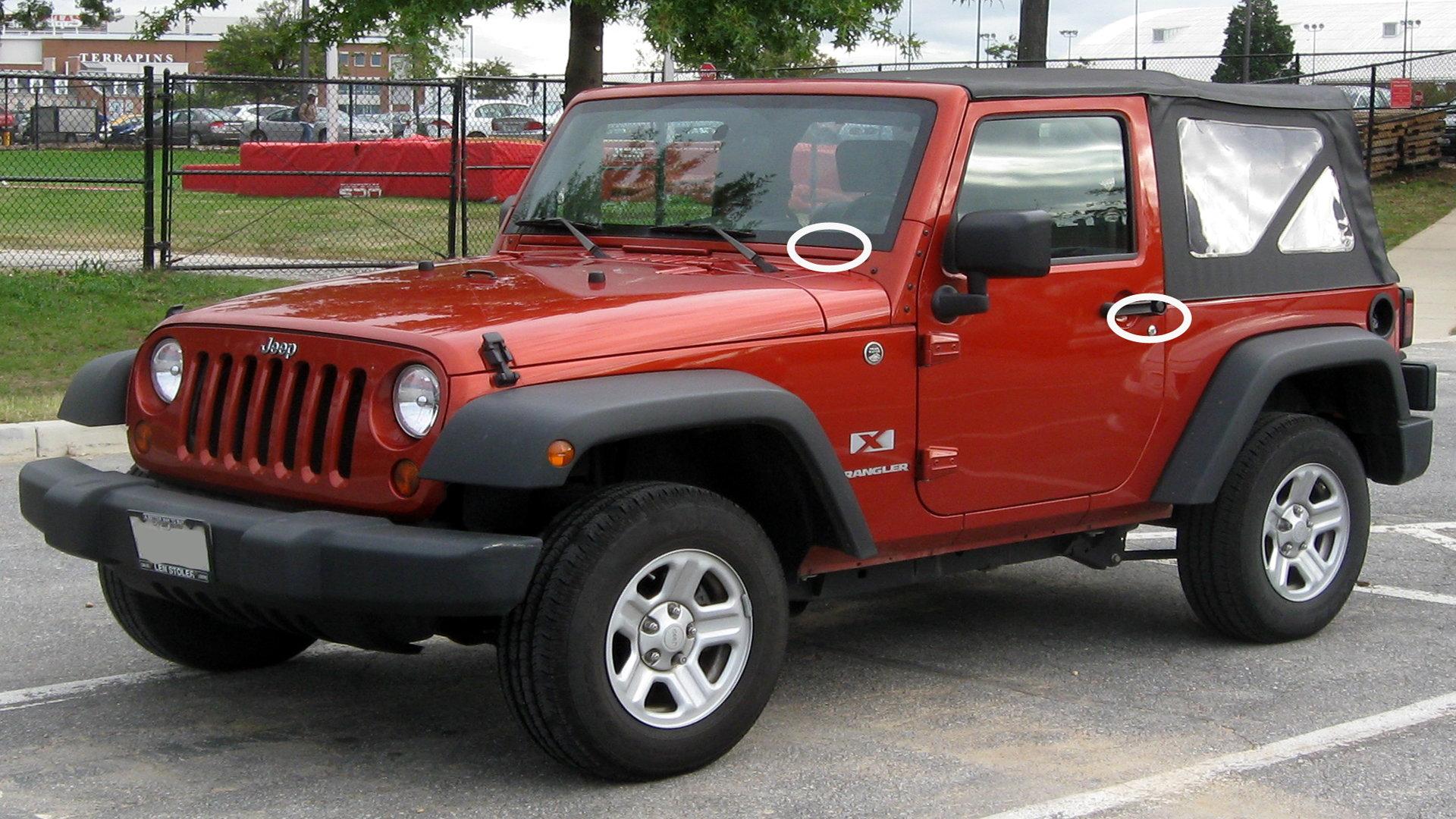 Jeep Wrangler Jk Vin Decoder Jk Forum
