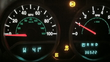 Jeep Wrangler Jk Warning Lights