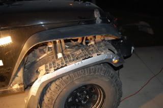 Flat Fender Jeep >> Jeep Wrangler JK 2007 to Present Fender Modifications and ...