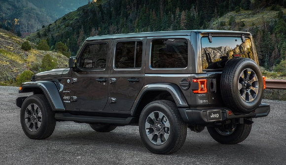 Year End Jeep Wrangler Discounts Surge In California Carsdirect