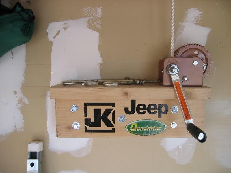 Jeep Wrangler Jk 2007 To 2015 How To Build A Hardtop Hoist