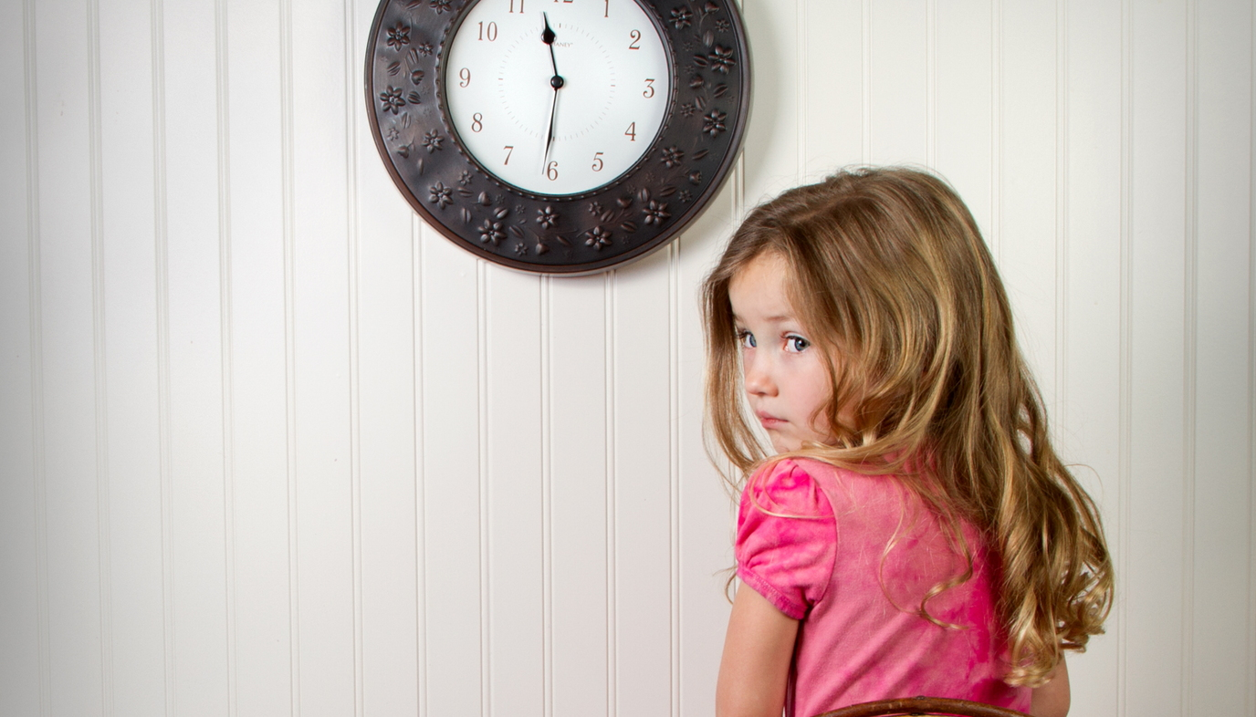 child with sad face how to use time-outs effectively