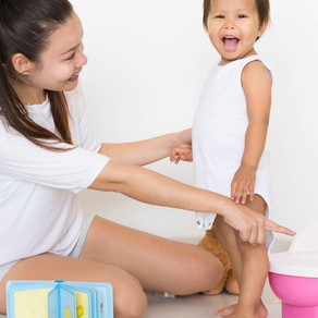 little child on the potty the 7 top potty training mistakes