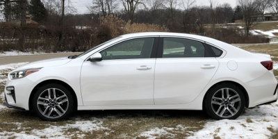 2019 Kia Forte EX Driving Impressions