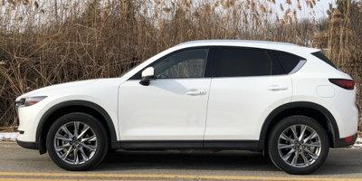 2019 Mazda CX-5 Signature Driving Impressions