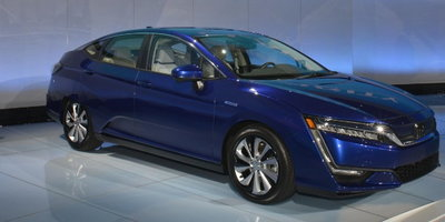 Honda Clarity is 2018 Green Car of the Year