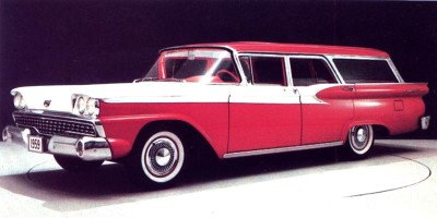 1959 Ford Country Sedan