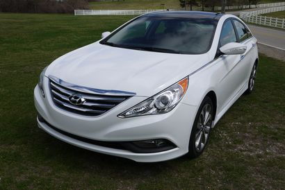 2014 hyundai sonata limited 2 0t driving impressions lotpro. Black Bedroom Furniture Sets. Home Design Ideas