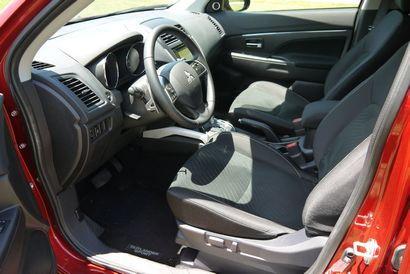 2014 Mitsubishi Outlander Sport SE AWC