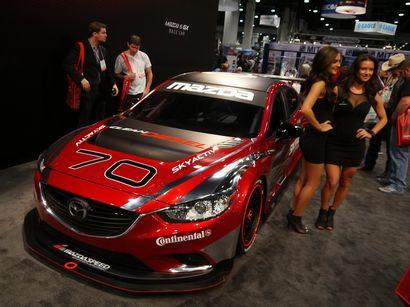 Mazda6 GX racecar