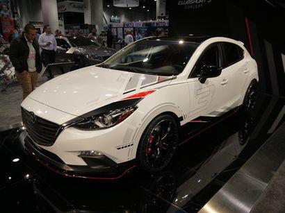 Mazda3 Club Sport Concept