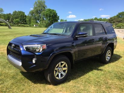 2016 Toyota 4Runner Trail Premium Driving Impressions | LotPro