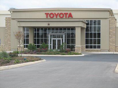 Toyota Motors Manufacturing Texas