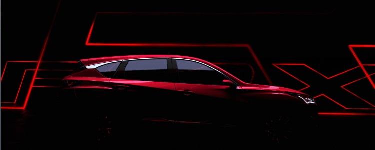 2019 Acura RDX Teased