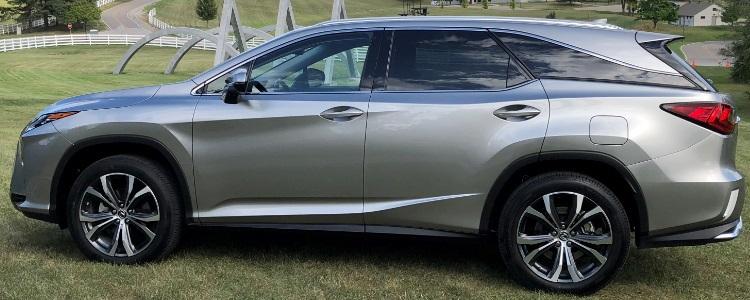 2018 Lexus RX 350L AWD Driving Impressions