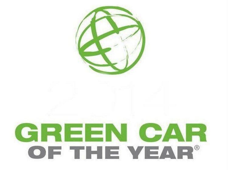 Green Car of the Year logo
