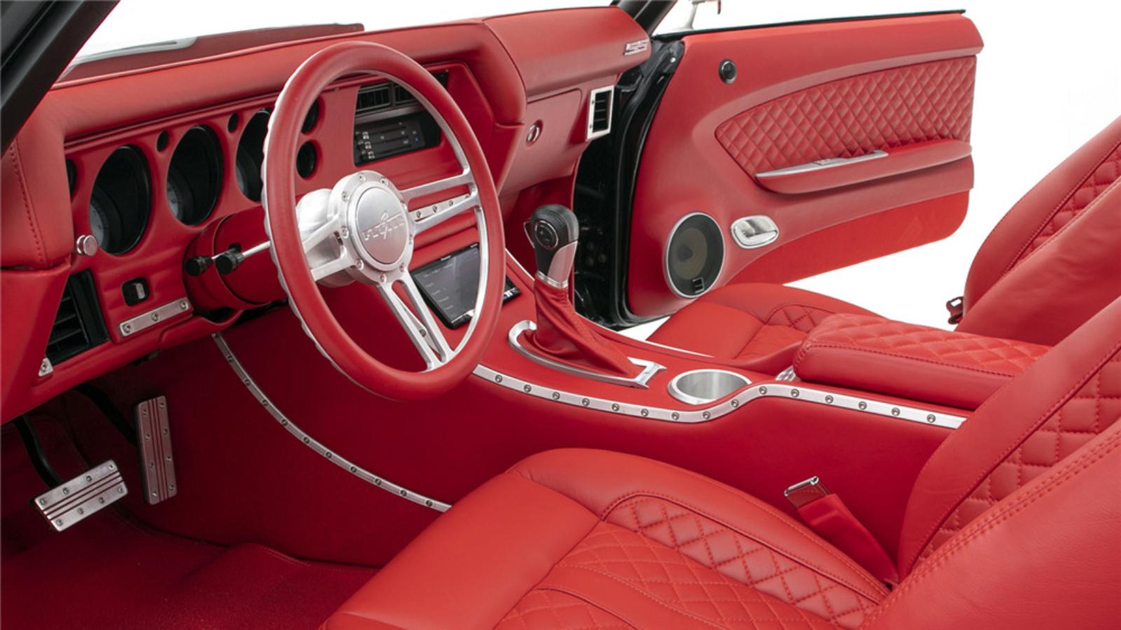 1970 Chevelle Restomod Boasts LS3 Power