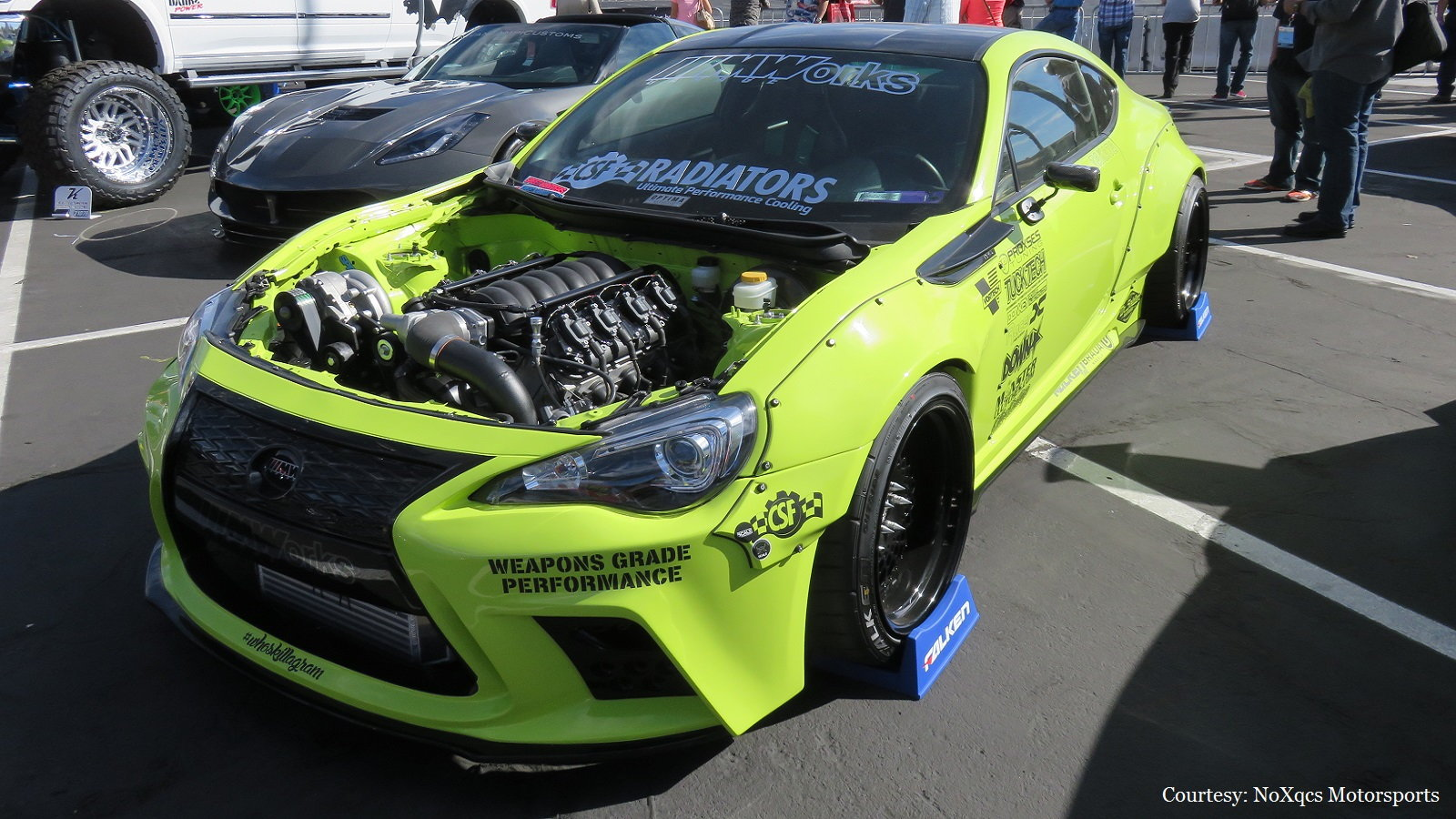 Weapons Grade Performance Scion FR-S