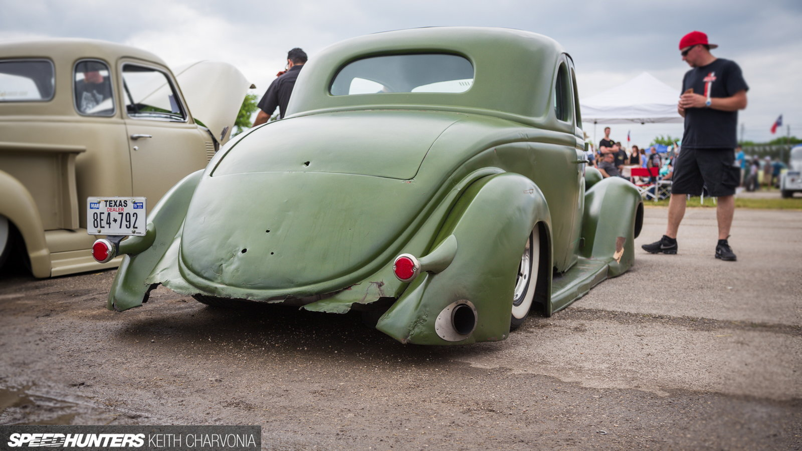 LSX Equipped Turbocharged 1936 Ford