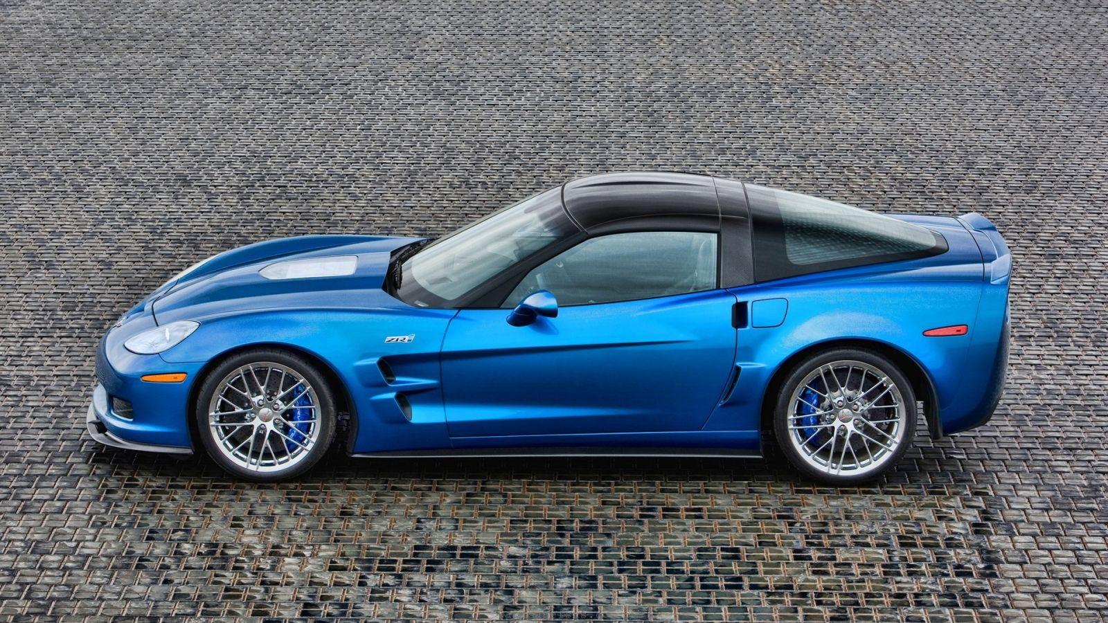 The History of Corvette ZR1