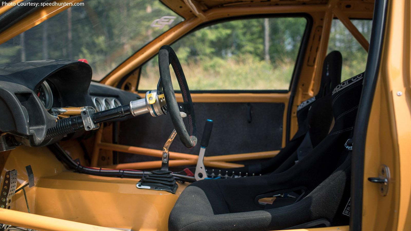 VW Golf, LS1 Engine