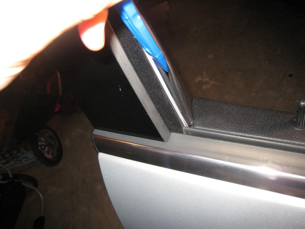 Door Trim Panel : Mercedes benz c class w how to remove door trim panel