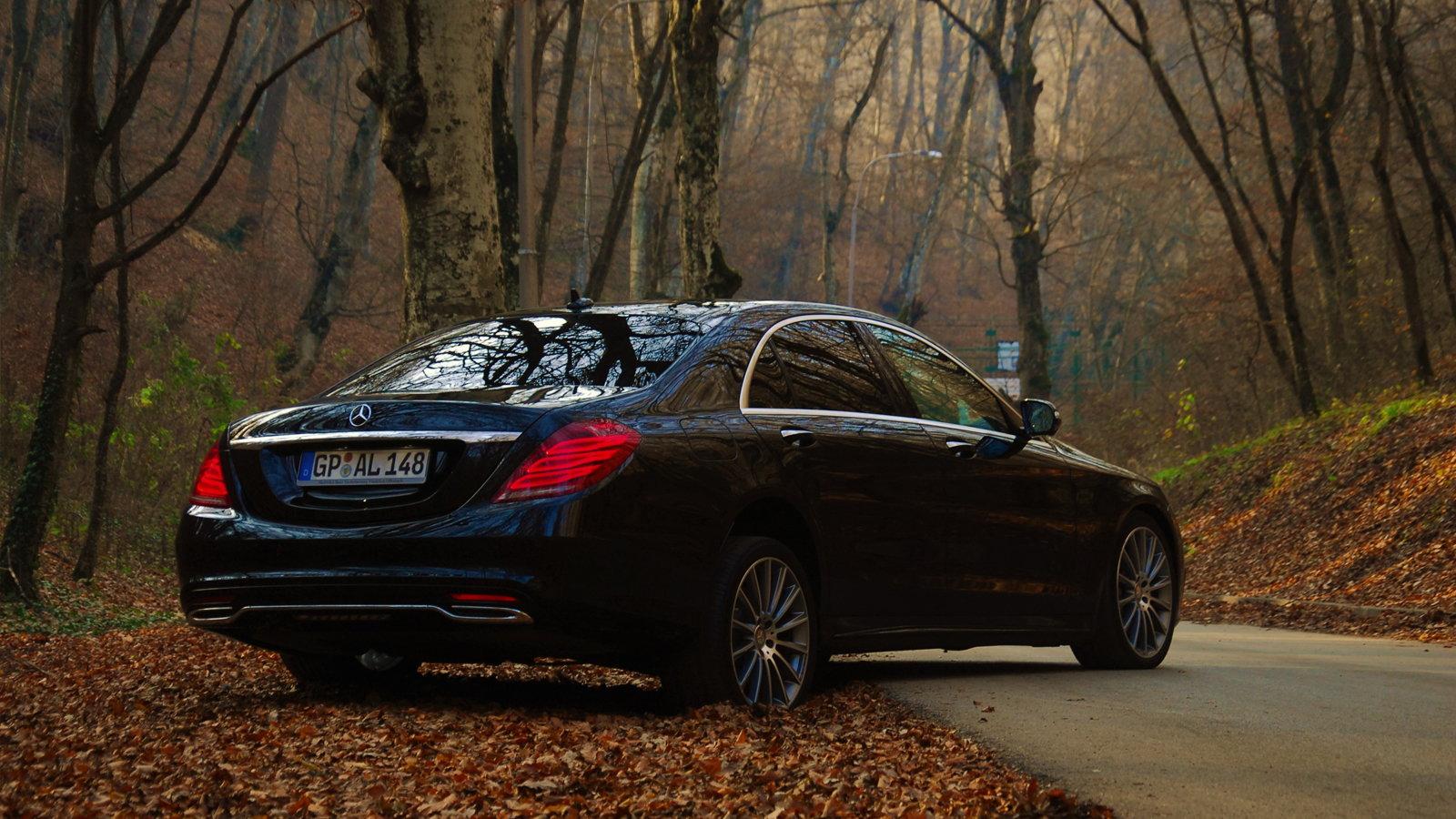 Beautiful Mercedes Benz Autumn Wallpapers Mbworld